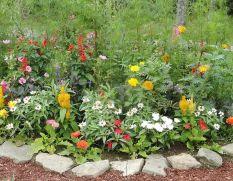 Rustic Flower Garden Ideas