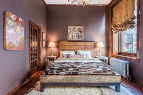 Eclectic Bedroom Design Idea