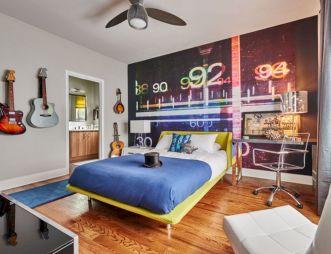 Eclectic Bedroom Designs