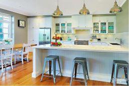 Hamptons Style Kitchen Design Idea