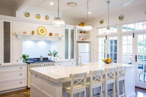 Hamptons Style Kitchen Ideas