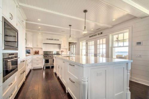 White Kitchen Hamptons