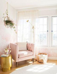 Beautiful Home Office Design 116