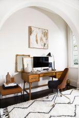 Beautiful Home Office Design 16