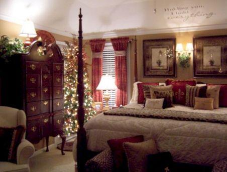 Bedroom Design Ideas Christmas