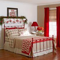 Best Christmas Bedroom Decorating Ideas