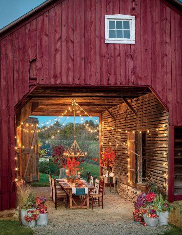 Best Outdoor Living Spaces 133