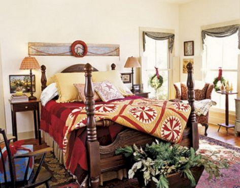 Christmas Bedroom Design
