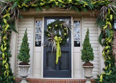 Decorating Front Door