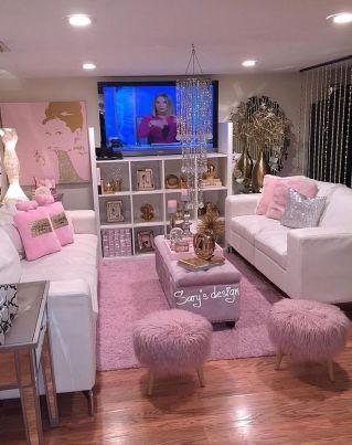 Glam Room Decoration Ideas 24