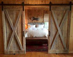 Rustic Farmhouse Style Master Bedroom Ideas 13