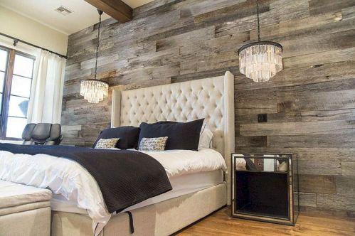 Rustic Farmhouse Style Master Bedroom Ideas 41