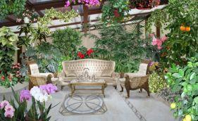 Winter Garden Design Ideas 121