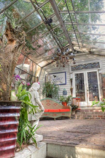 Winter Garden Design Ideas 191