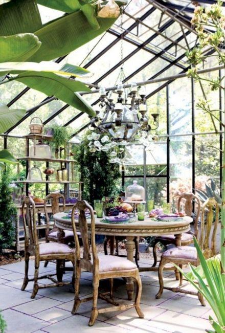 Winter Garden Design Ideas 221