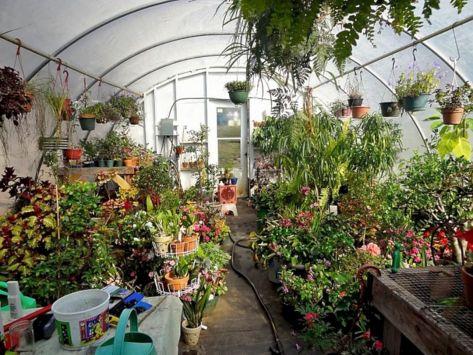 Winter Garden Design Ideas 301