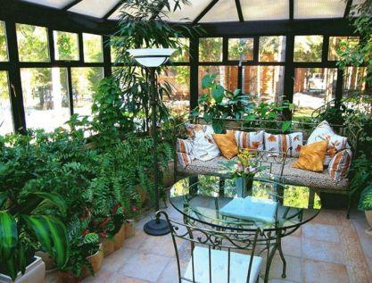 Winter Garden Design Ideas 331