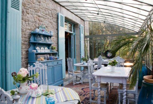 Winter Garden Design Ideas 341