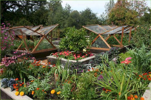 beautiful small vegetable garden ideas - Garden Ideas Vegetable