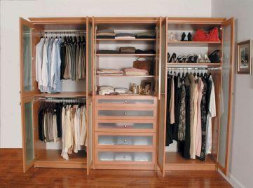 Bedroom Closet Design Ideas