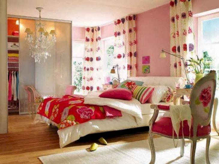 Bedroom Decorating Ideas Bright Colors
