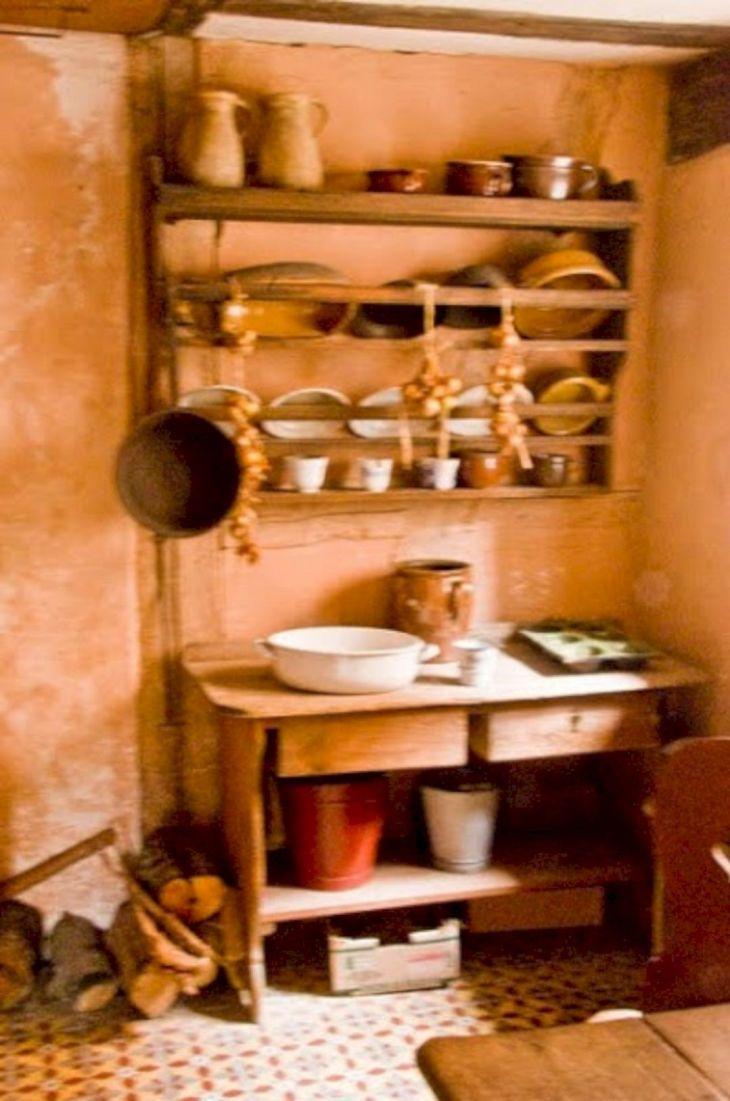 Best European Farmhouse Kitchen Design