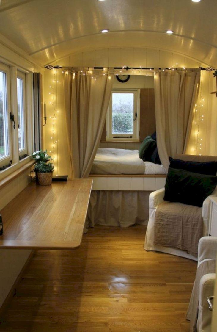 Camper Trailer Interior Design