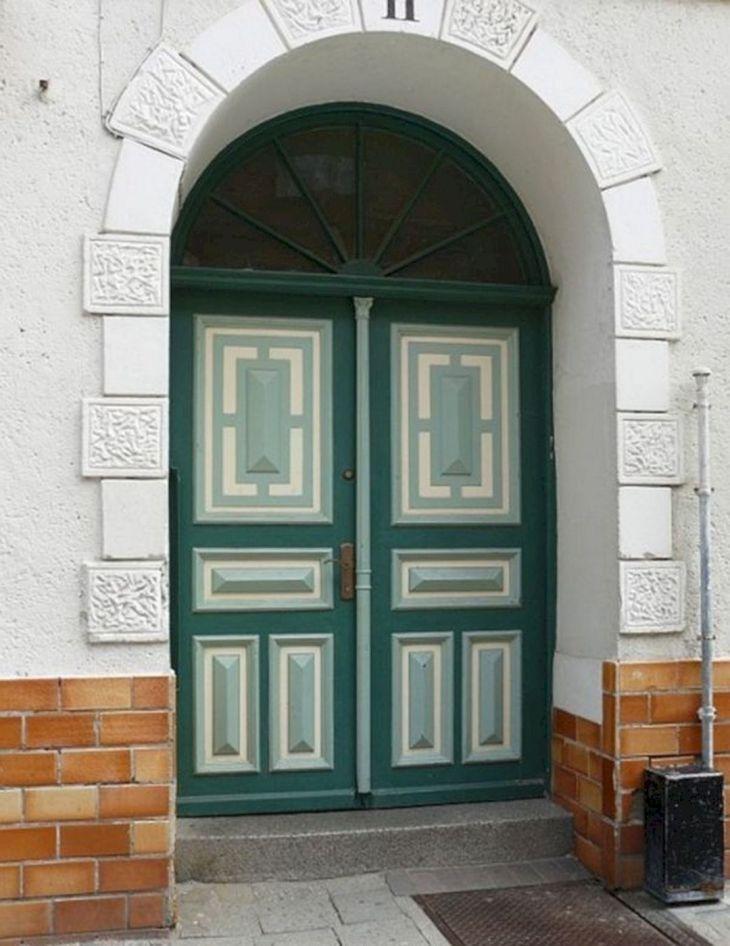 Cool Front Door