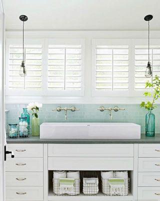 Creative Bathroom Storage Ideas Design