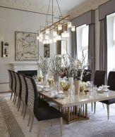Elegant Dining Room Table