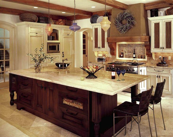 European Farmhouse Kitchen Designs