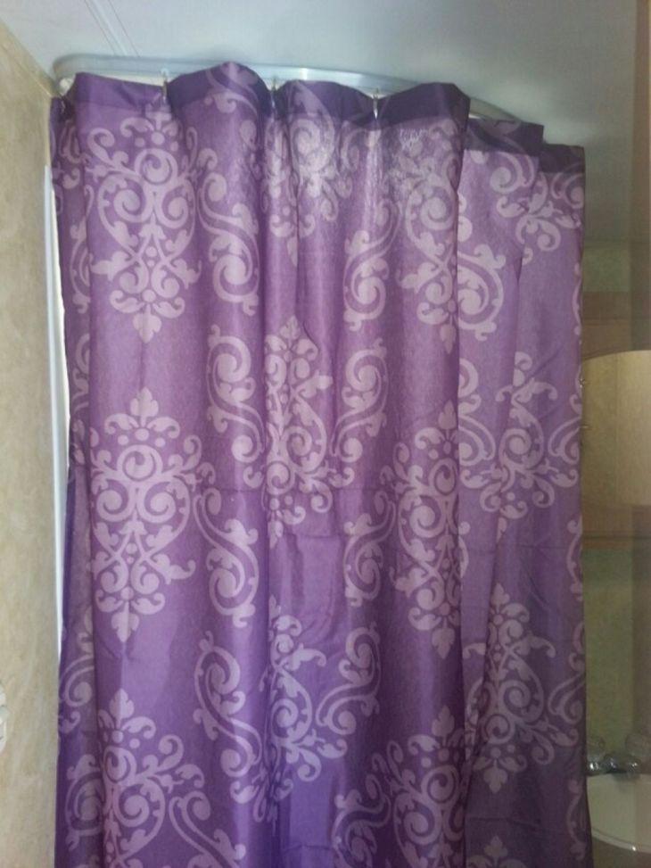 Family Dollar Shower Curtains