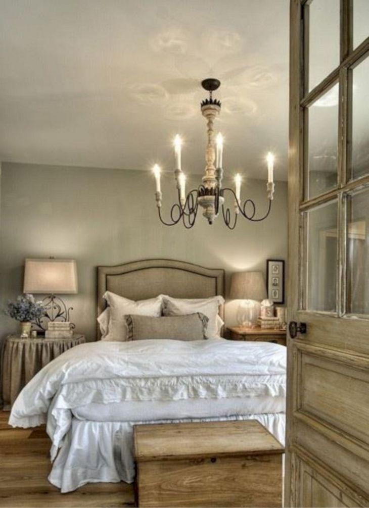 Farmhouse Bedroom Chandelier