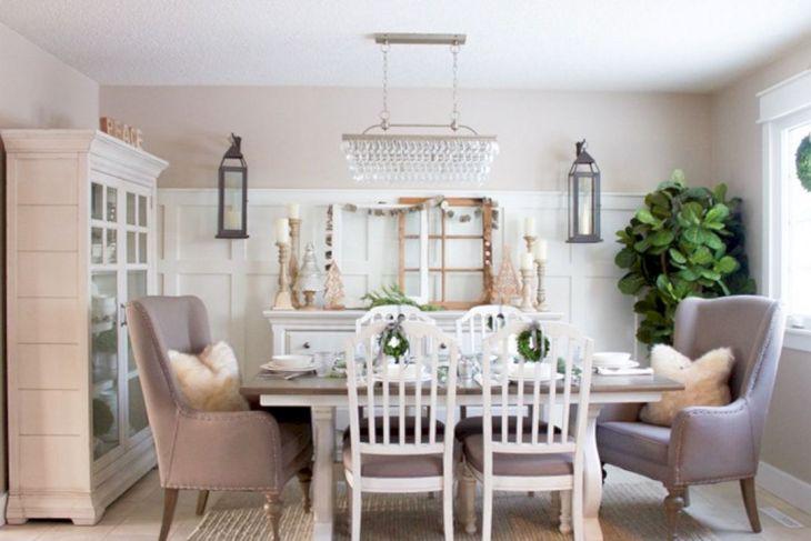 Farmhouse Dining Room Design
