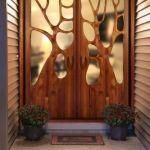 Front Door Tree Design