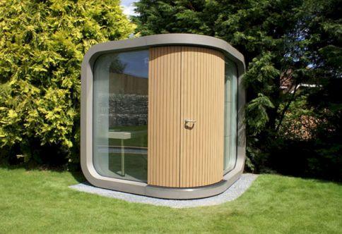 Garden Office Pod Design
