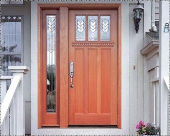 Home Design Front Doors