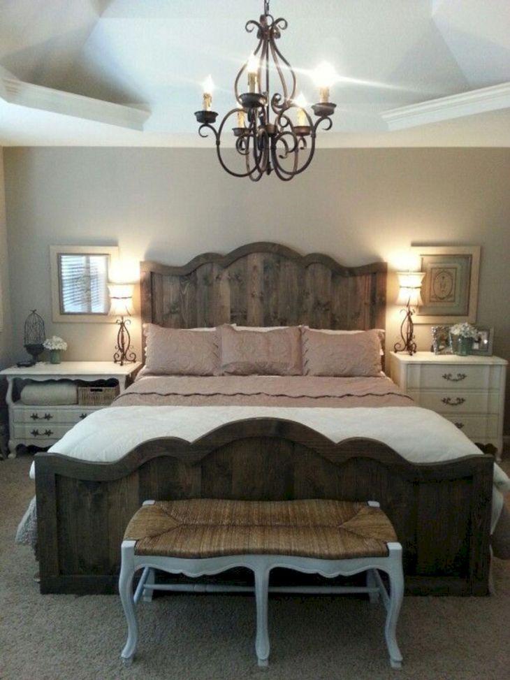 Industrial Rustic Farmhouse Bedrooms