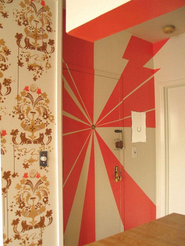 Interior Painted Doors Ideas