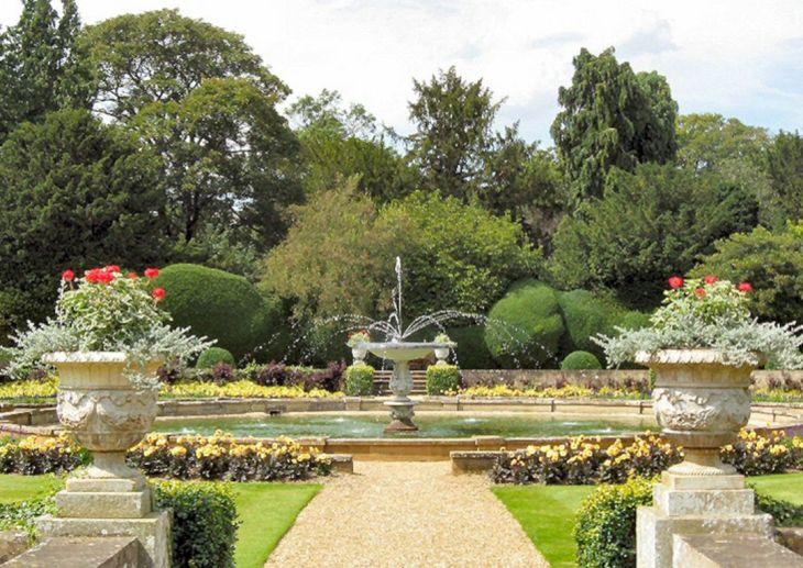 Italian Garden Designs