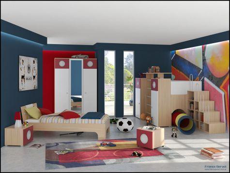 Kids Boy Room Decorating Ideas