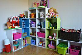 Kids Toy Storage Design Ideas