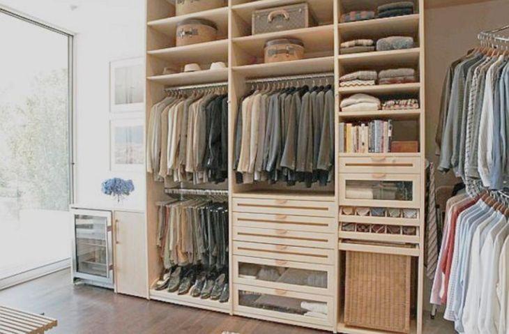Master Closet Design Ideas