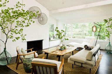 Mid Century Modern Living Room