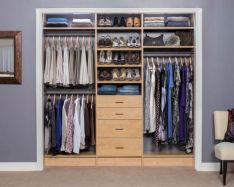 Modern Closet Organization Ideas