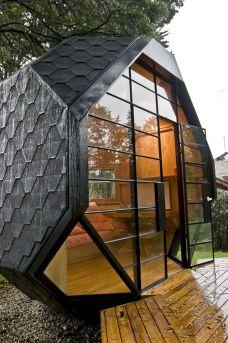 Polyhedron Habitable by Manuel Villa