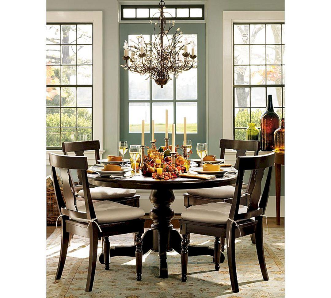 Pottery Barn Dining Room Table Chandeliers – DECOREDO