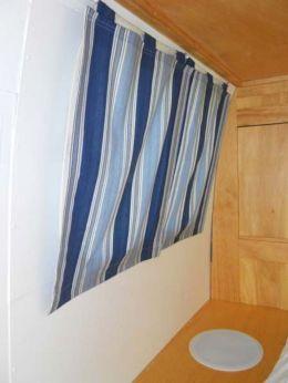 RV Window Treatments Curtains