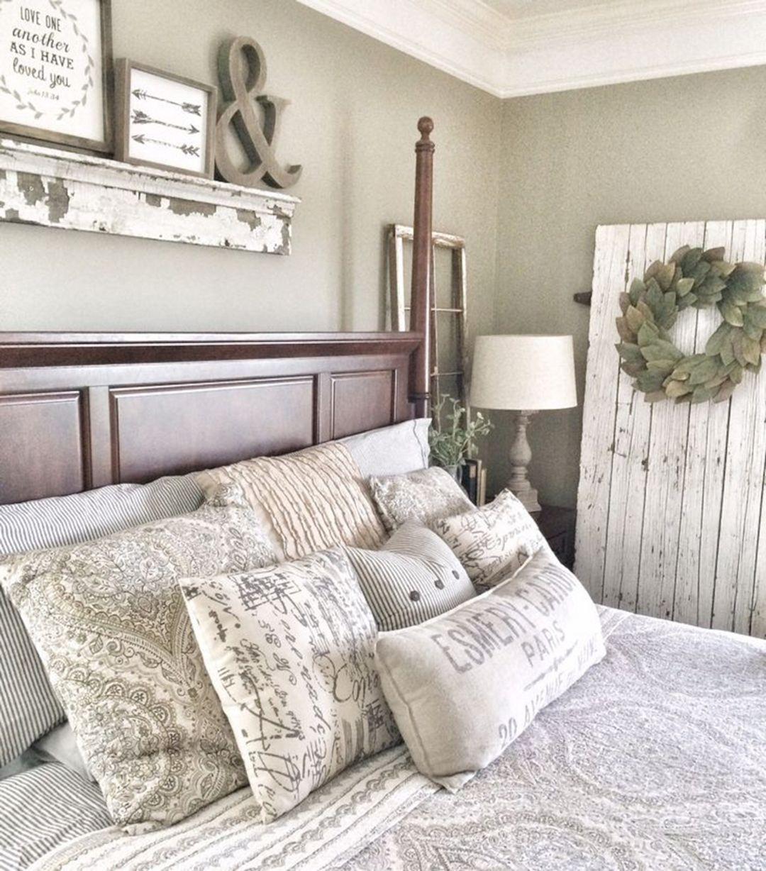 Rustic Farmhouse Master Bedrooms