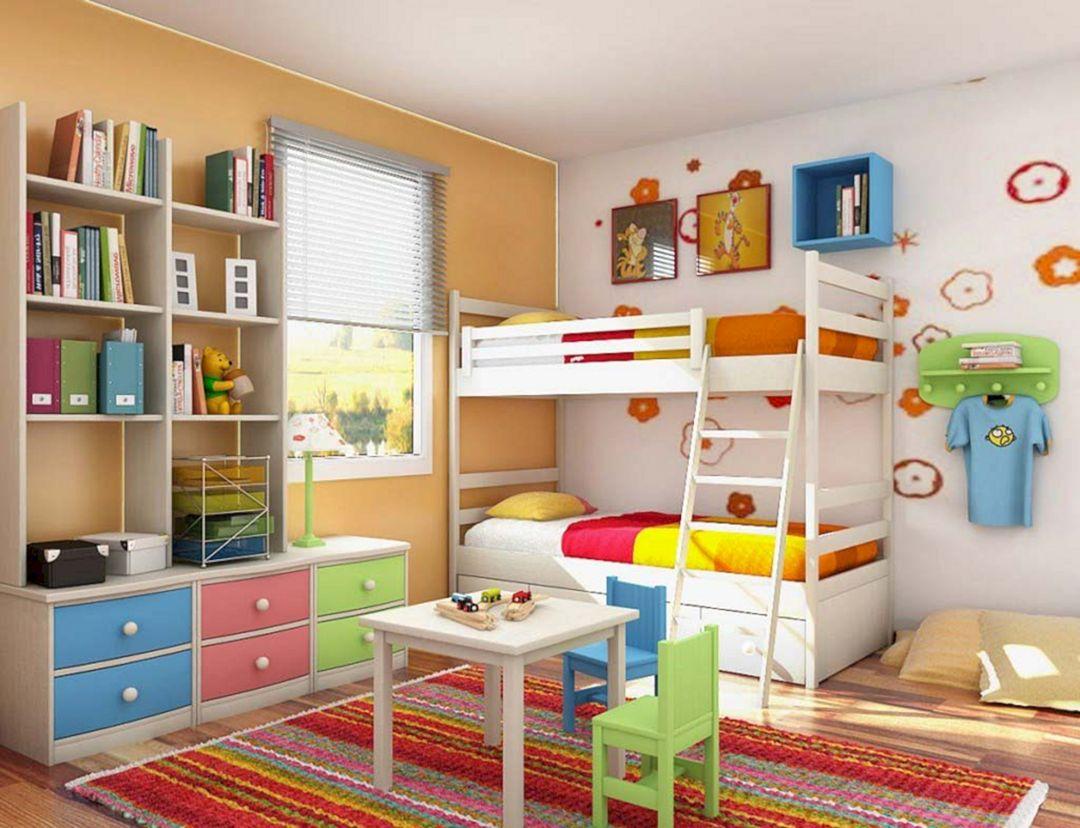 25 Beautiful Kids Bedroom Design Ideas To Have Fun Your Kids Decoredo